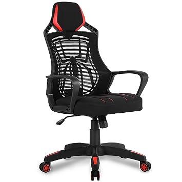 Amazoncom Merax SpiderMan Series Mesh Office Chair Desk Chair