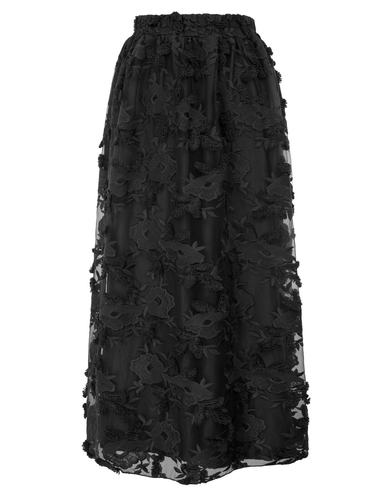 Belle Poque Steampunk Gothic Victorian High Low Skirt Bustle Style 4
