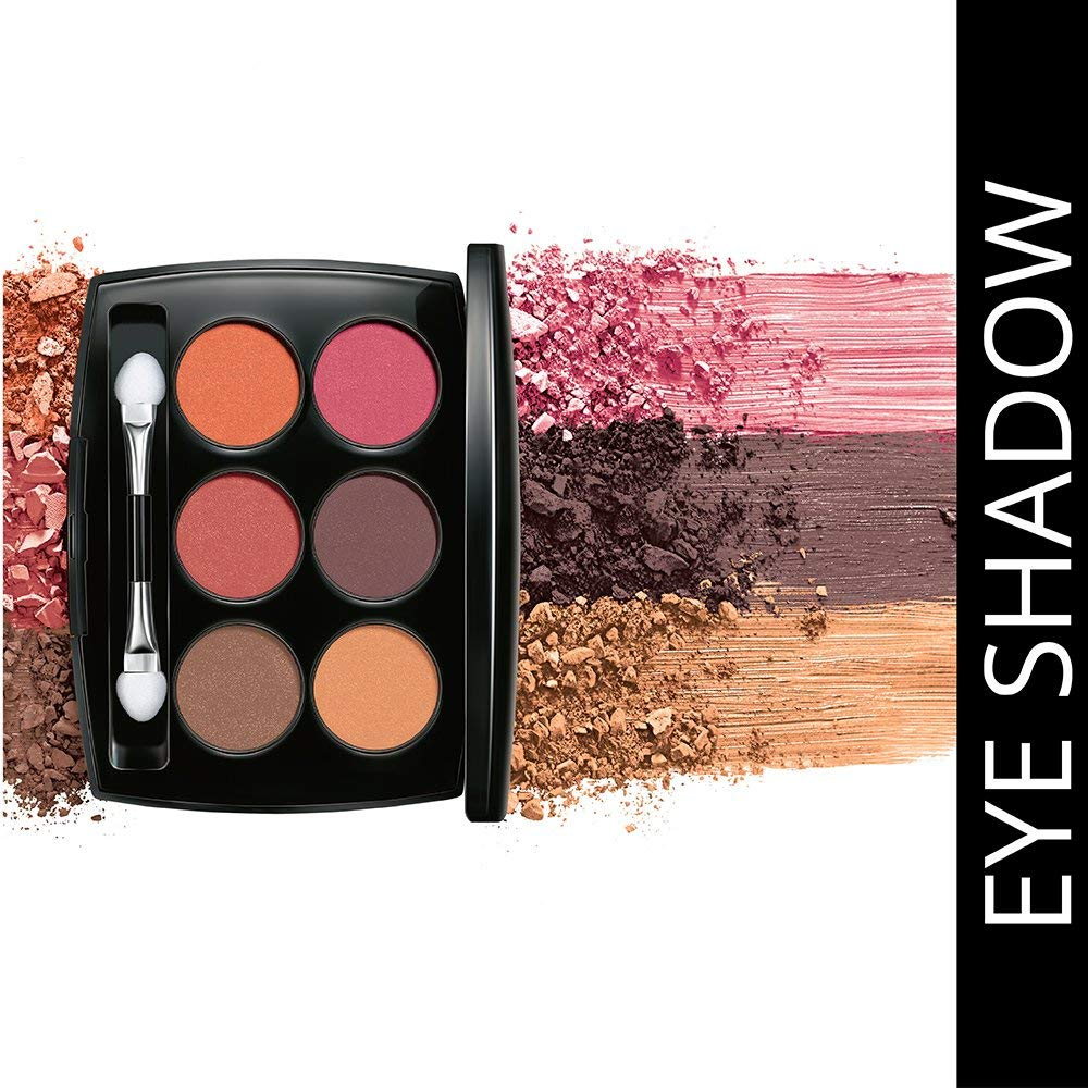 Lakme Absolute Illuminating Eye Shadow Palette, French Rose - Top 10 Eyeshadows In India