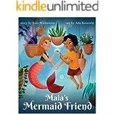 Maia's Mermaid Friend: An Imaginary Friend tale