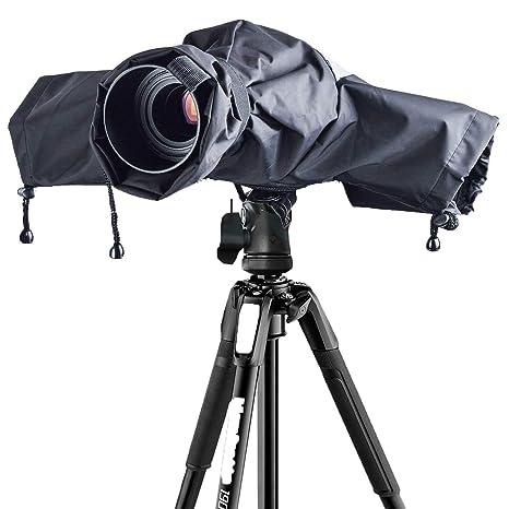 Tuliya - Protector de Lluvia para cámaras réflex Digitales Canon ...