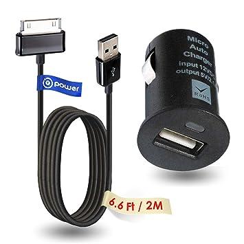 Amazon.com: t-power AC DC (6.6 ft Cord) 2 A Cargador de ...