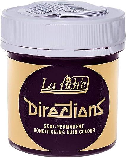 La Riche - Tinte color para cabello, color Plum, 89 ml