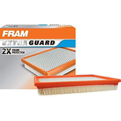 FRAM CA8817 Extra Guard Flexible Rectangular Panel Air Filter: Automotive