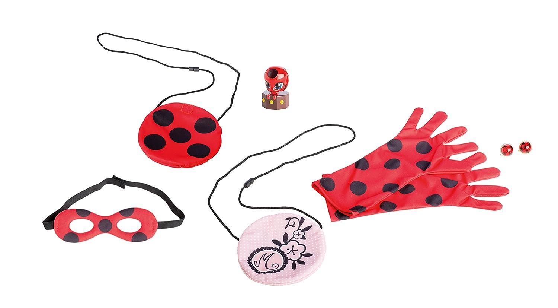 Giochi Preziosi - Miraculous Disfraz de Marinette y Ladybug ...