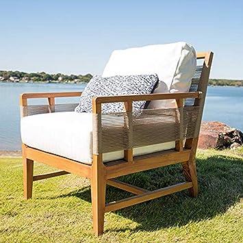 indoor or outdoor The Amalfi Rattan Chair