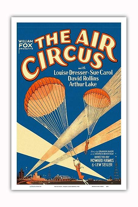 Pacifica Island Art El Aire del Circo-protagonizada por ...