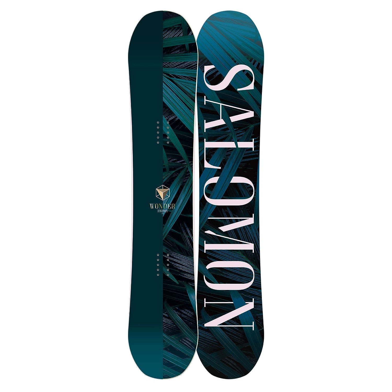 ffe574728e Amazon.com : Salomon Snowboards Wonder Snowboard - Women's : Sports ...