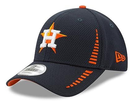 Amazon.com   Houston Astros New Era Speed 9FORTY Adjustable Hat ... 806fb18296d9