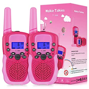 SnowCinda Long Range Walkie Talkie