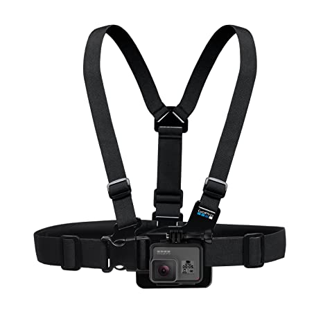Amazon.com : GoPro Chest Mount Harness (GoPro Official Mount ...