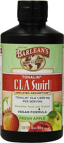 Barlean's Organic Oils Tonalin CLA Swirl