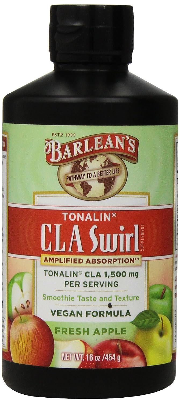 Barlean s Organic Oils Tonalin CLA Swirl, 16 Ounce