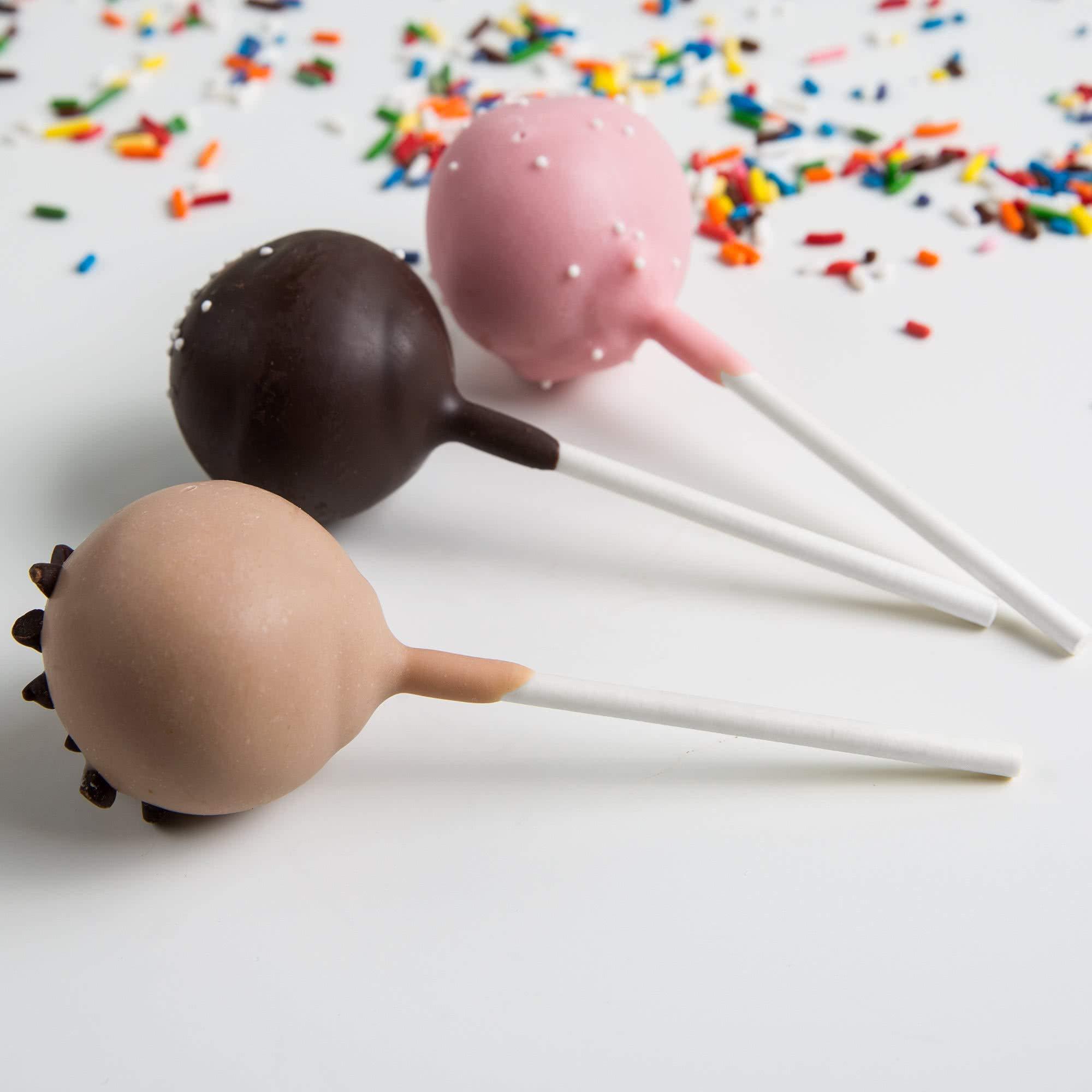Paper Lollipop Stick 4'' x 5/32'' - 1000 / Pack by Paper Lollipop (Image #1)