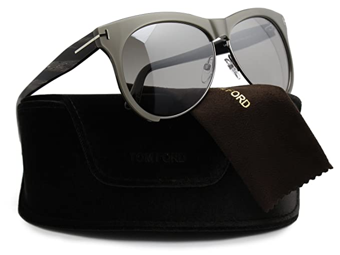 525042b6fd Image Unavailable. Image not available for. Colour  TOM FORD FT0365 Leona  Sunglasses ...