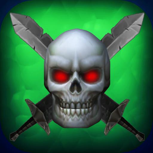 The Dark Book: RPG Offline (Best Diablo Style Games)