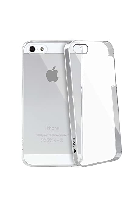 brand new e3582 8fba7 Czar IPhone 5 / 5S / SE Hard Tough Transparent case / cover Clear Glove  By:- Kolostahl