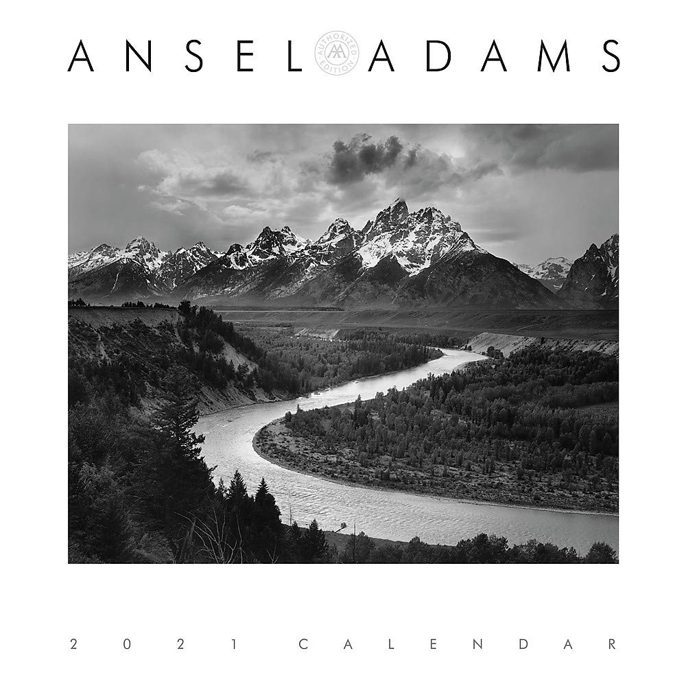 Image for Ansel Adams 2021 Engagement Calendar