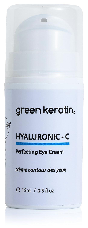 Green Keratin Hyaluronic C Perfecting Eye Cream Hyaluronic C Eye Cream