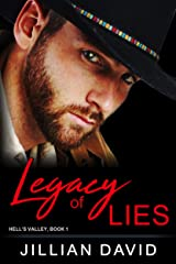 Legacy of Lies (Hell's Valley, Book 1): Paranormal Western Romance Kindle Edition