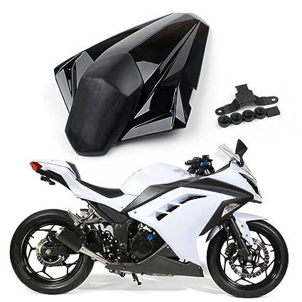 Artudatech Motocicleta Funda para Asiento Trasero Carenado ...