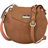 Velez Women Genuine Leather Saddlebags Crossbody Handbag | Carteras de Cuero