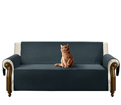 JIATER Improved Non Slip Pet Dog Sofa Slipcovers Living Room Couch Covers  Furniture Protectors (