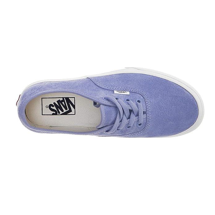 db8b7ab8291b Vans - Trainers - UA Authentic Platform 2.0 (Pig Suede) - Lavender  Lustre True White  Amazon.co.uk  Shoes   Bags