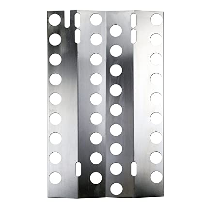 Amazon Com Hisencn Bbq Replacement Stainless Steel Heat Plate