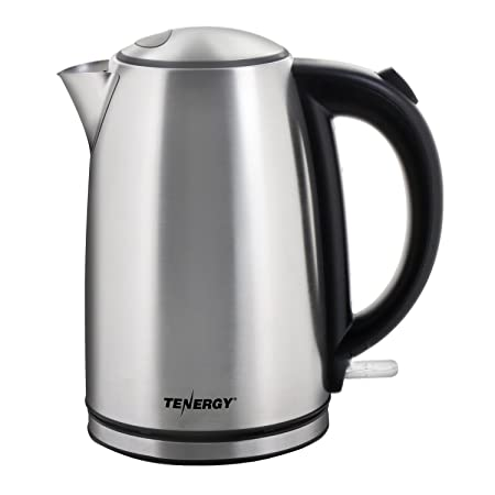 Review Tenergy Stainless Steel Electric