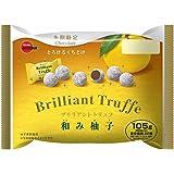 ブルボン ブリリアントトリュフ和み柚子 105g×12袋