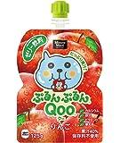 コカ・コーラ ミニッツメイド ぷるんぷるんQoo クー りんご パウチ 125g×6本