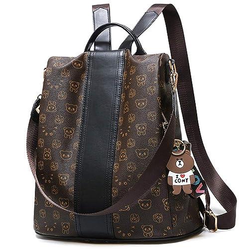 bdbeee154c0 Women Backpack Purse Waterproof Anti-theft Rucksack Lightweight School  Shoulder Bags