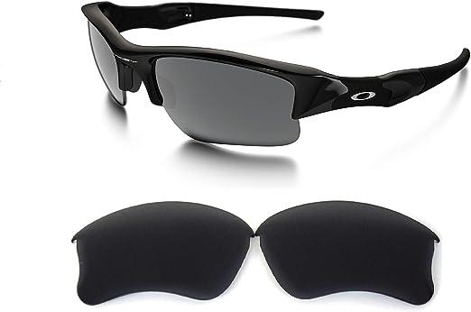 black xlj lens for oakley half jacket