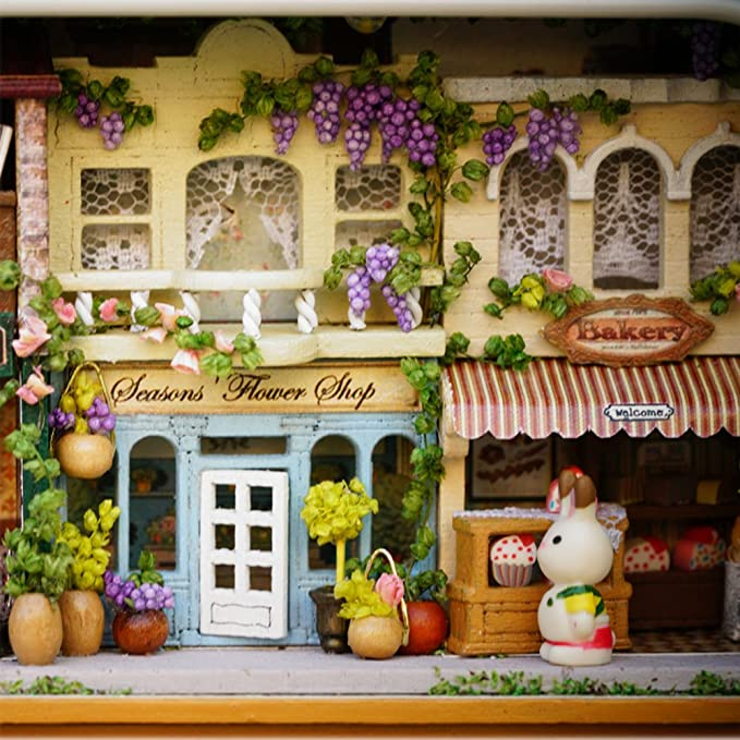 Doll Houses Inventive Miniatures Gardening Vegetable Flowers Food Furniture Sets For Doll House Accessories Toys Plastic Craft Kids Christmas Gift