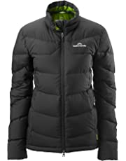 Kathmandu Epiq Women's Warm Winter Duck Down Puffer Jacket v2