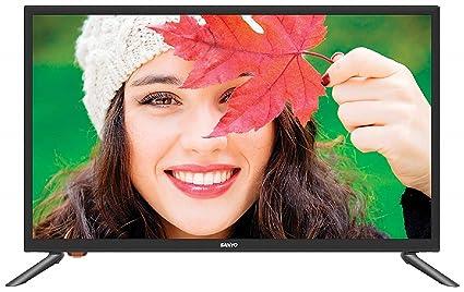 Sanyo 61 cm (24 Inches) Full HD LED TV XT-24S7000F (Black)
