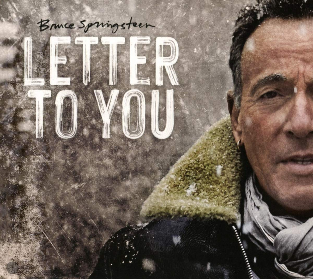Buy Bruce Springsteen: Letter to You New or Used via Amazon