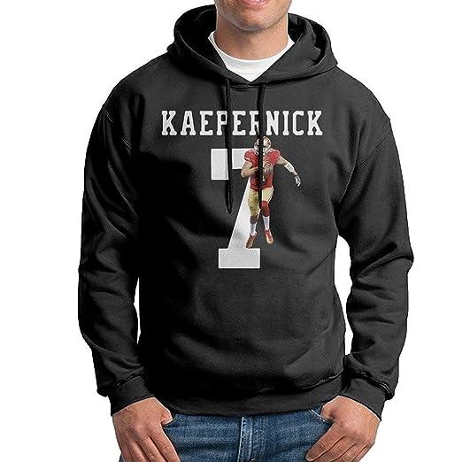 94e712c764c Amazon.com  BFF Men s Hooded Sweatershirts Hoodies Colin Kaepernick ...