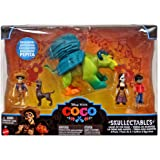 DISNEY PIXAR COCO SKULLECTABLES LAND OF DEAD 5 PACK
