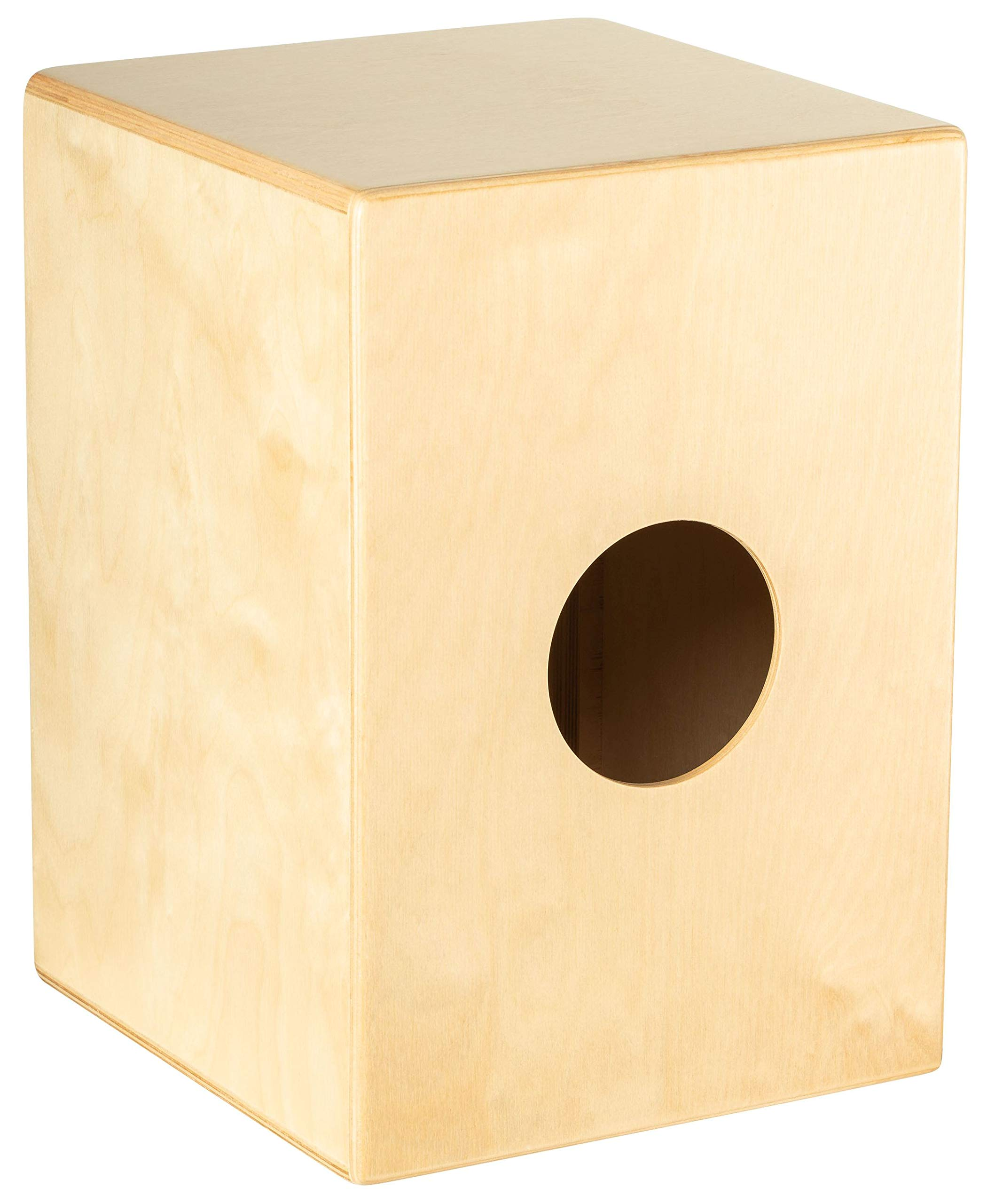 Meinl Cajon Box Drum with Internal Snares - MADE IN EUROPE - Baltic Birch Wood, Compact Size, 2-YEAR WARRANTY (JC50B) by Meinl Percussion (Image #2)
