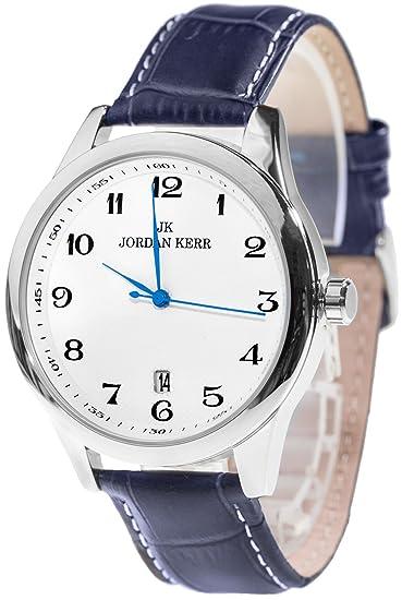 Sencillo exclusiva Jordan Kerr Hombre Analog Reloj de pulsera caja, fd9j6 V2/4