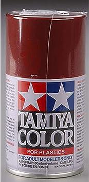 Tamiya Tamiya Ts33 Red Shell Matt Spraydose 100 Ml Bürobedarf Schreibwaren