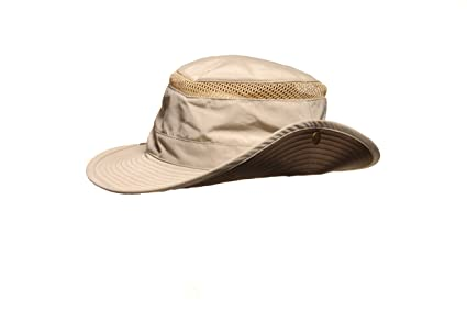 bc96530d0f4 Amazon.com  Glacier Glove Outback Safari Shade Hat  Sports   Outdoors