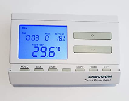Computherm Q7, termostato programable - ahorrar energía, ahorrar costes
