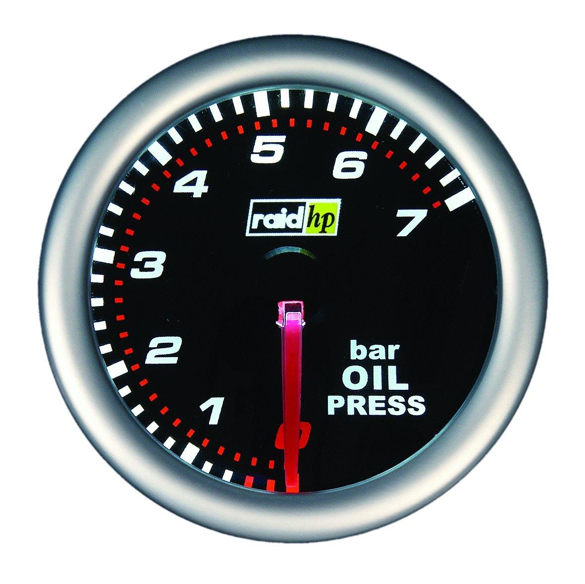 Raid HP 660241 Night Flight - Indicatore della pressione dell'olio