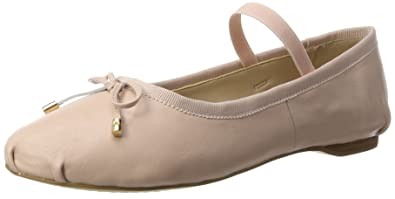 London Damen 216-6144 Sheep Leather Geschlossene Ballerinas, Pink (Pink 01), 37 EU Buffalo