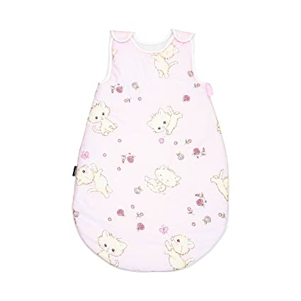 Kittens (Gatitos de rosa) PatiChou Sacos de dormir sin relleno para bebés