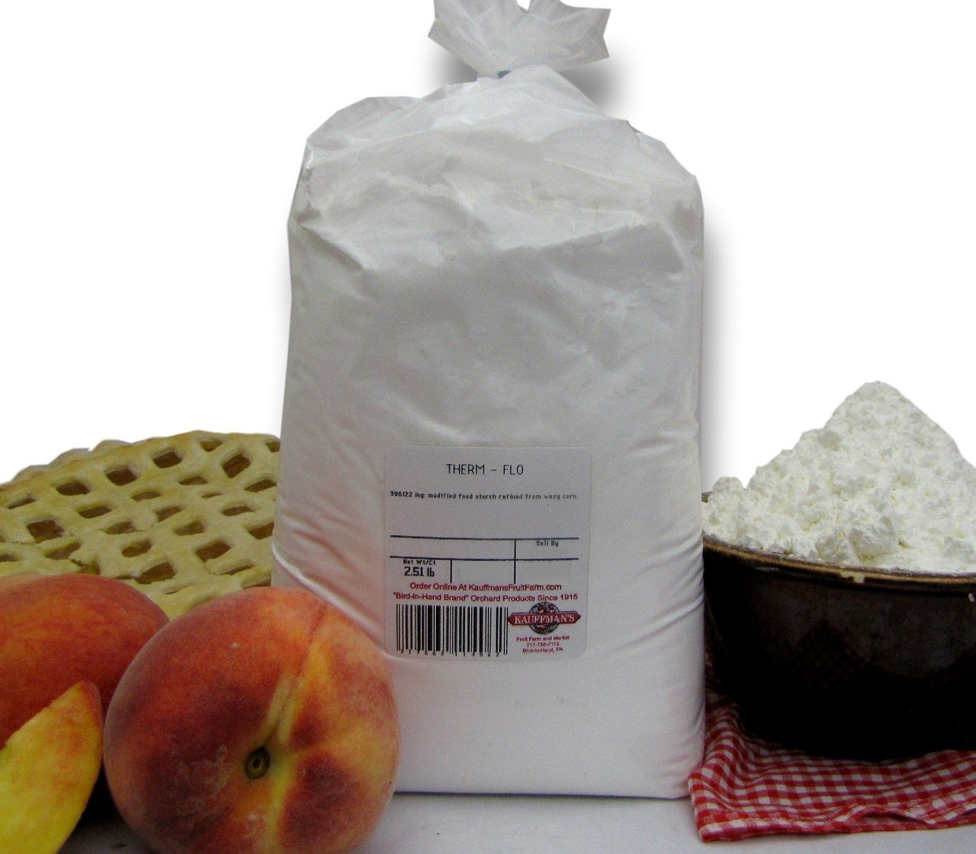 Therm Flo Canning Thickener, Bulk 2.5 Lb. Bag