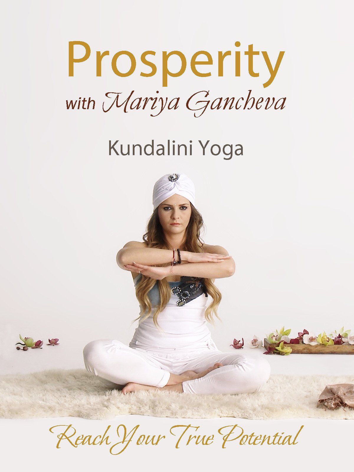 Amazon.com: Kundalini Yoga for Prosperity with Mariya ...